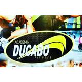 Academia Ducabo Fight E Fit - logo