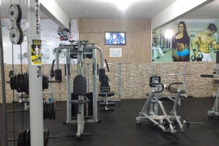 FECHADO - Academia Sport Life - Unidade Nacional