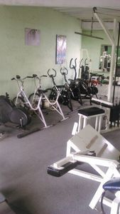Rudiger Gym -