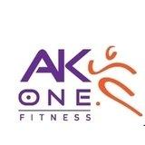 Ak One Fitness - logo