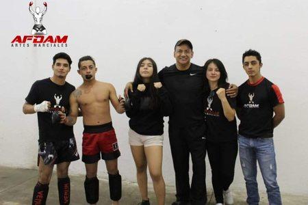 AFDAM Artes Marciales