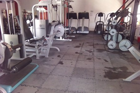 Senshi Fitness gym