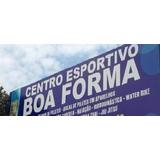 Centro Esportivo Boa Forma - logo