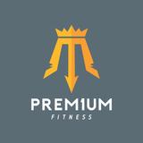 Prem1um Fitness - logo