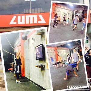 LUMA Training Center.