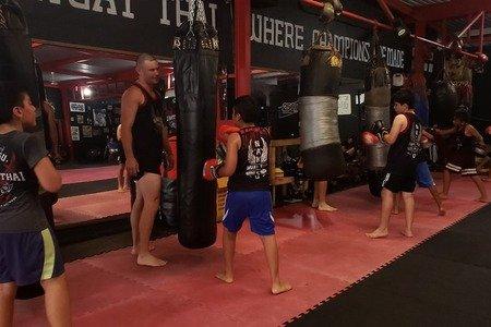 Nak Su Muay Thai Tajo