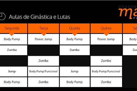 Academia Mais Fitness