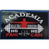 Academia Mauro Ribeiro - logo