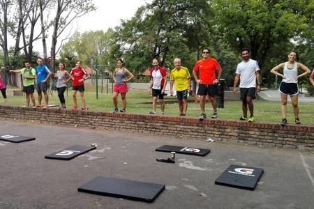 NB Running Club Rosedal -