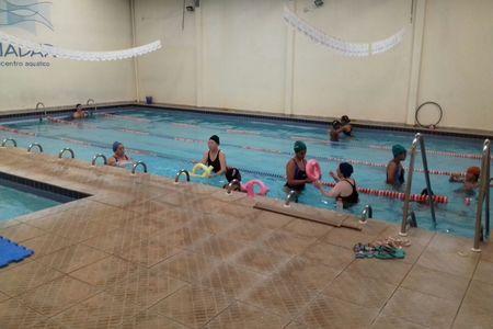 Nadar Centro Aquático -