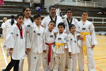 Escuela Taekwondo Kyeongju Onofre Tultepec BB -