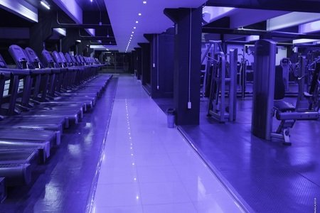 Zona Fitness - Polanco -