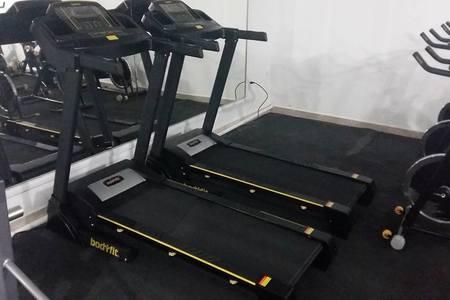 Mutant Gym