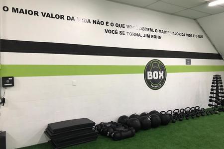 Box Planalto -