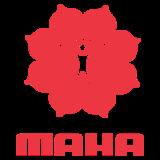 Maha Gym & Squash - logo