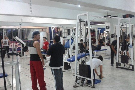 Mon-Ga Gym -