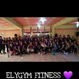 Ely Gym Fitness - logo