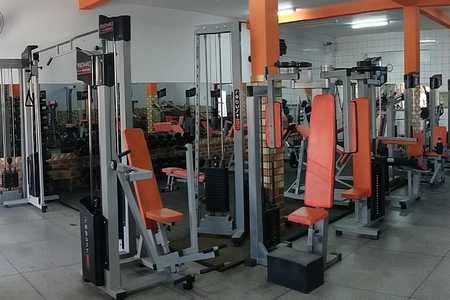 Up Fit academia -