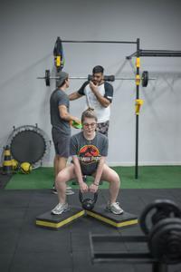 Alpha Gym Academia