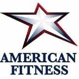 American Fitness Agustin Millan - logo