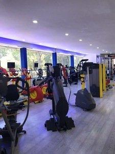 American Fitness Agustin Millan