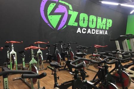 Academia Zoomp Unidade Parelheiros