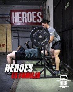 Heroes Crossfit Tortuguitas