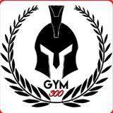 Gym 300 - logo