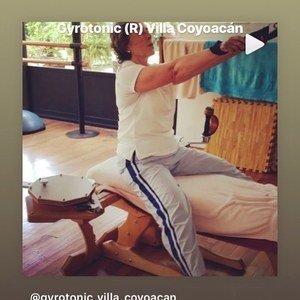 Gyrotonic Villa Coyoacan -