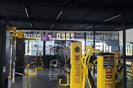 World fitness gym -