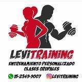Levi Training Parque Amat - logo