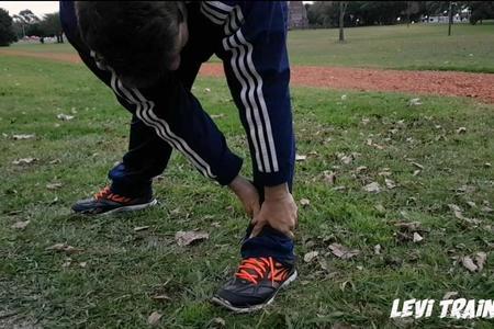 Levi Training Parque Amat -