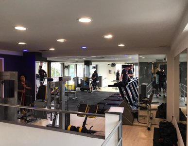 Academia Spartan Gym