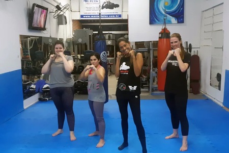 Academia Master Lutas e Fitness -