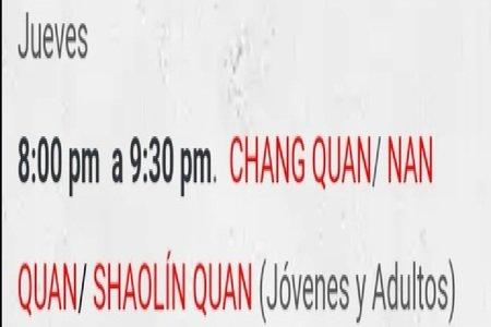 Escuela de Wushu Xiao Hu