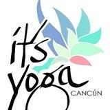 Its Yoga Cancún - logo