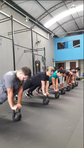 CrossHope Box Training