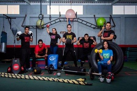 Sport Fitness Gym Fortín -