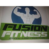 Fussion Fitness - logo