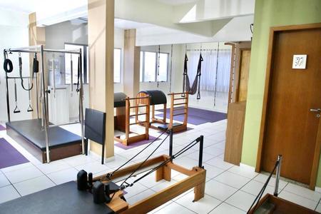 Moviment Studio de Pilates e Fisioterapia -