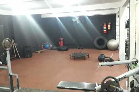 Uniiverso fitness -