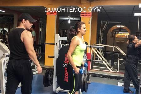 Cuauhtemoc Gym -
