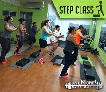 One More Power Fitness Club -