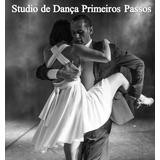 Studio De Dança Primeiros Passos - logo