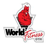 World Fitness Gym - logo