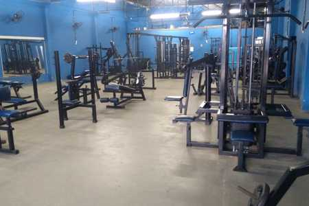 Academia I Fit Gym -