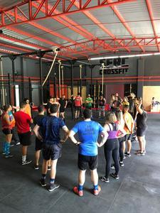SuperForce Crossfit Menino Deus -