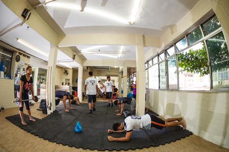 Centro de Treinamento CopaFit