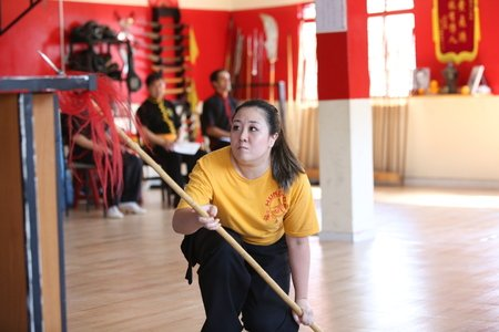 Academia Kung Fu 5 Animais