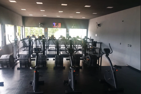 Academia Mega Fitness